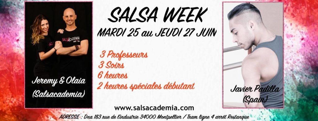 SALSA WEEK !