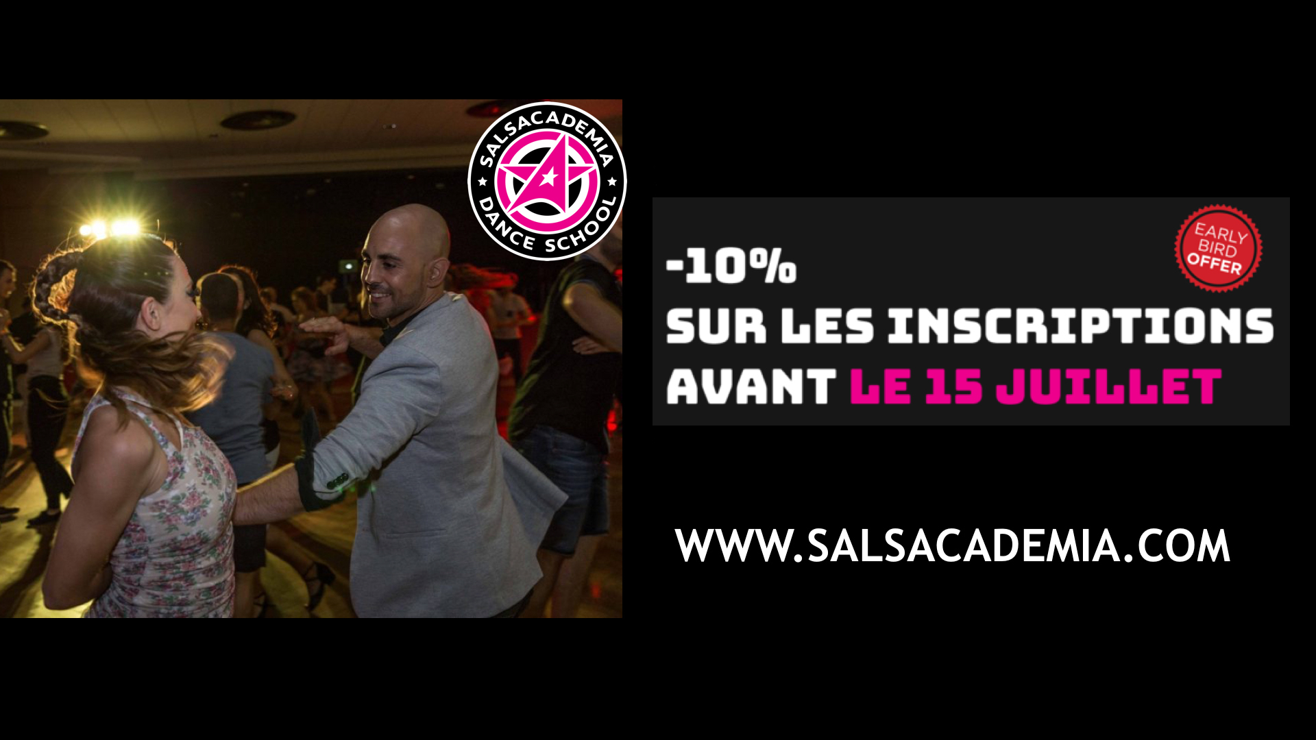 OFFRE EARLY BIRD !