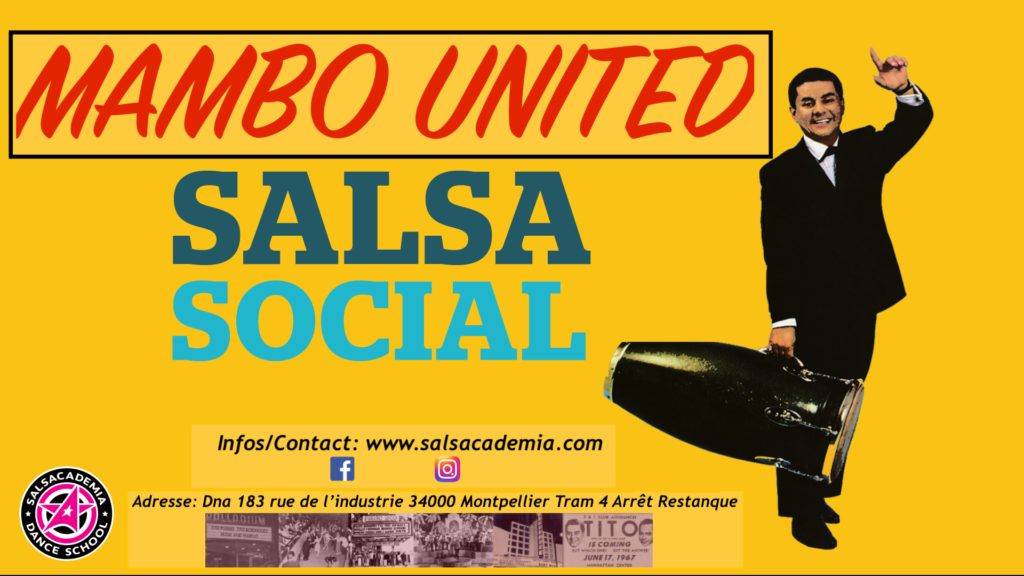 Mambo United – Salsa Social – Special rentrée