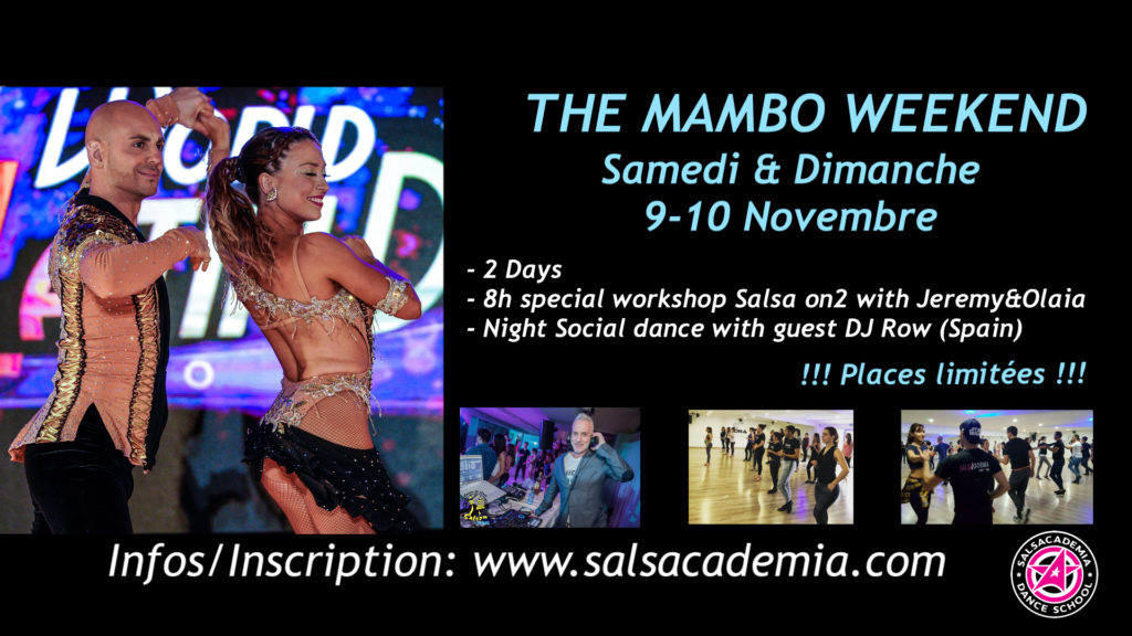 THE MAMBO WEEKEND