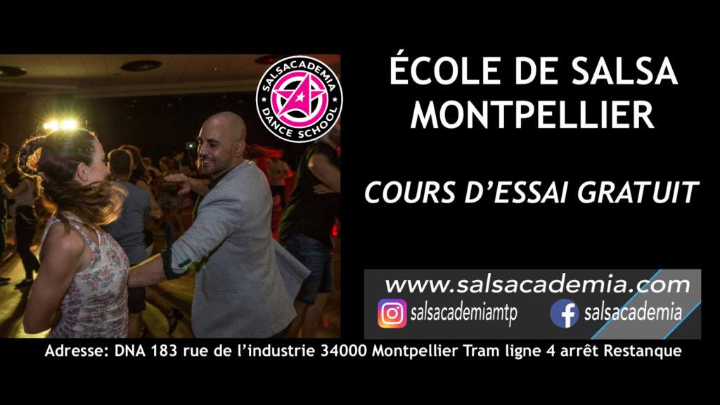 Salsacademia – Cours de Salsa – Essai gratuit