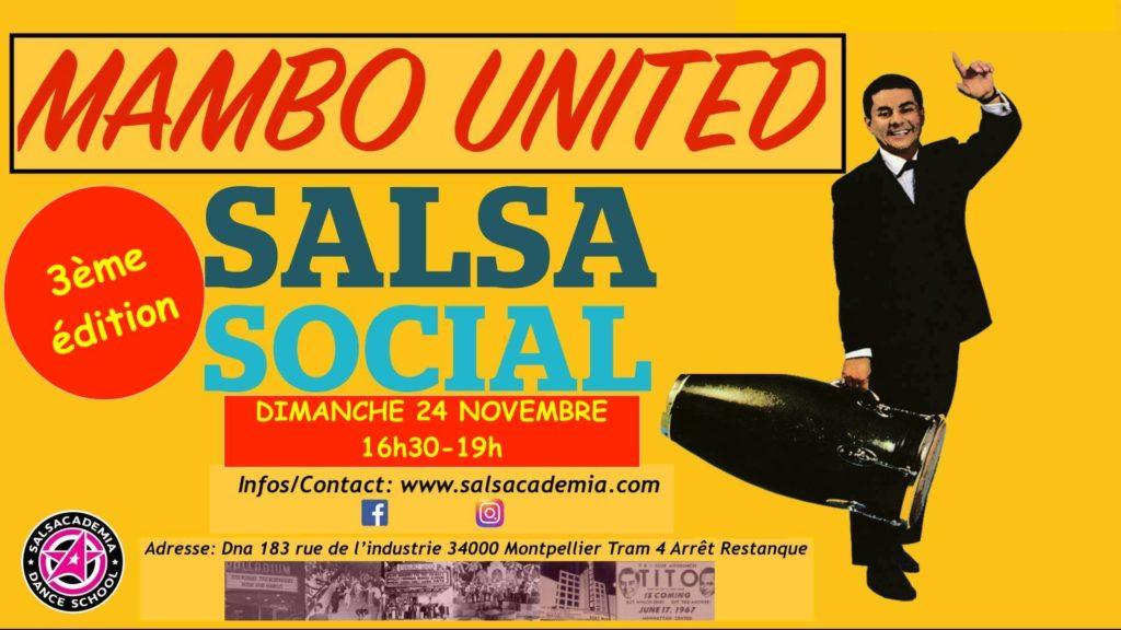 Mambo United 3rd Edition – Salsa Social