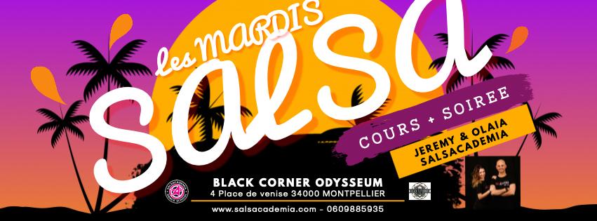Spécial Summer: Les Mardis 100% Salsa by Salsacademia