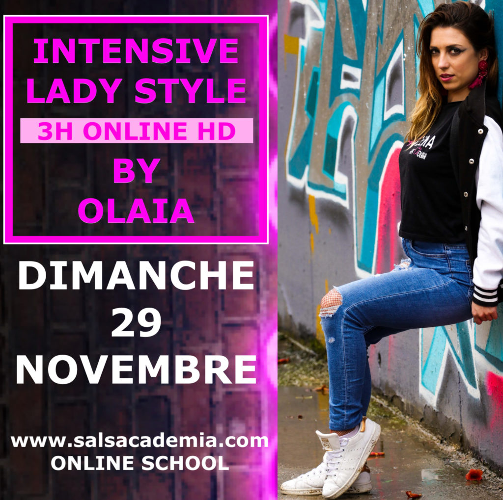 INTENSIF LADY STYLE 3H ONLINE HD
