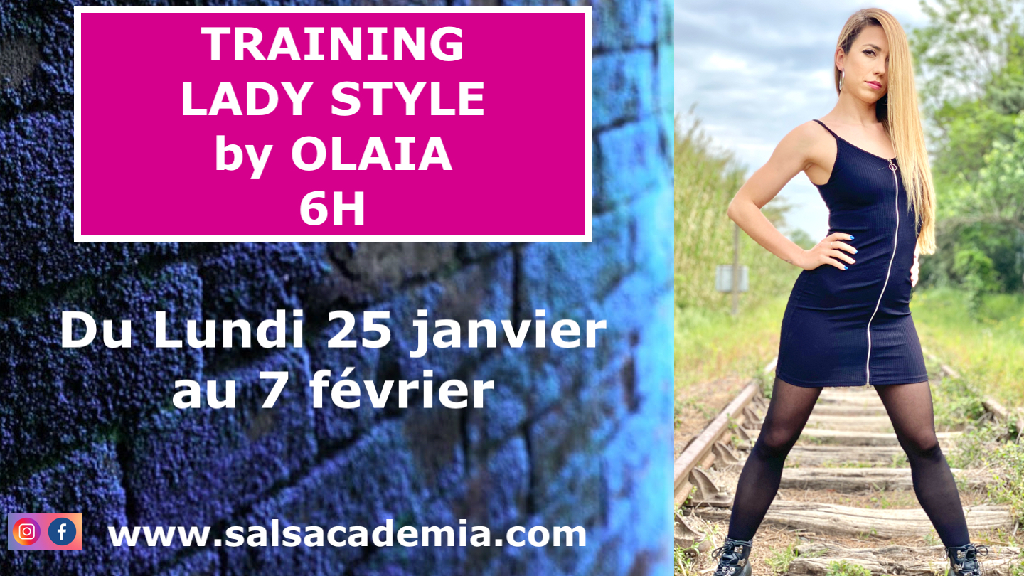 Training Lady Style by Olaia – 6h